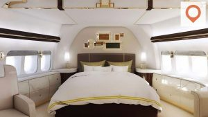 10 Most LUXURIOUS Airplane Cabins in the World