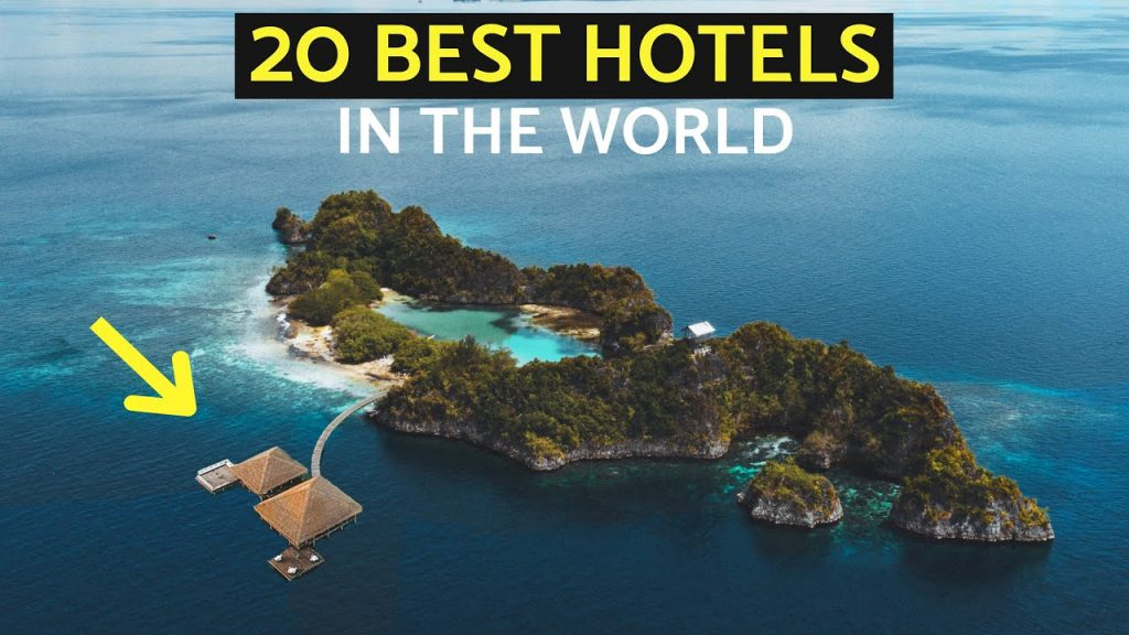 20 BEST HOTELS IN THE WORLD Budget amp Luxury
