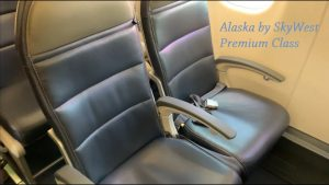 4K | Alaska Airlines | Premium Class | Boise to Seattle