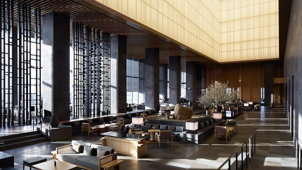 AMAN TOKYO, the Japanese capital's most luxurious hotel (PHENOMENAL): impressions & review