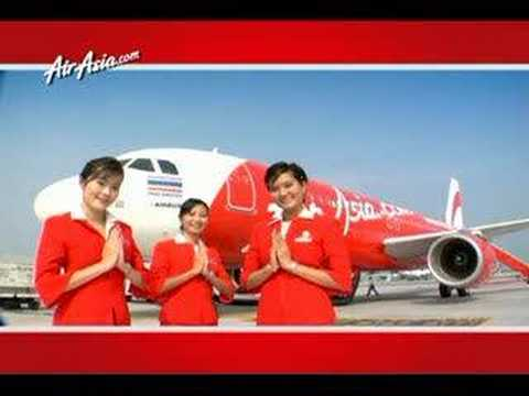 AirAsia, Best Low Cost Airline in Asia!