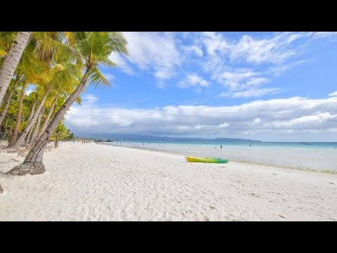 BORACAY ISLAND - Travel and Leisure - #3 Best Island in the World
