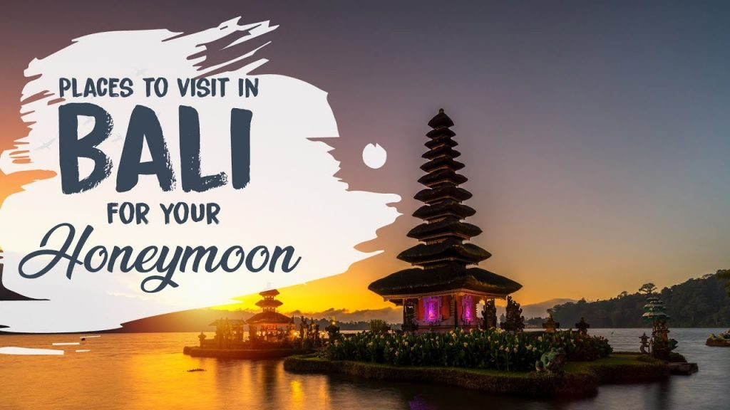 Bali Honeymoon Destinations Honeymoon Trip To Bali