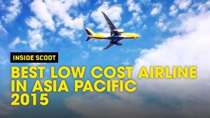 Best Low Cost Airline in Asia Pacific 2015 Scoot