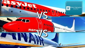 EASYJET vs NORWEGIAN vs RYANAIR | Best low cost airline?