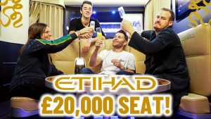 ETIHAD AIRWAYS ALL CLASS TAKEOVER | Residence, First Class, Business and Economy
