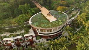 Four Seasons Resort Bali at Sayan Ubud full tour AMAZING