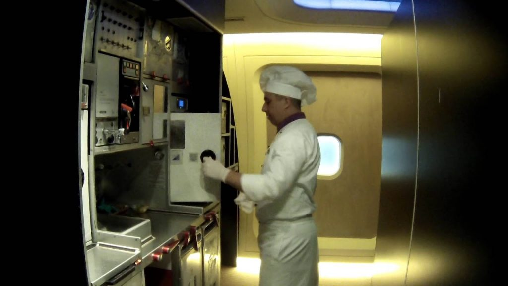 HOW IT'S MADE: Airline Meals with Turkish Airlines & Business class inflight chefs!