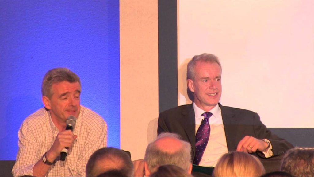 Keynote Interview with Michael O'Leary - World Low Cost Airlines Congress 2013