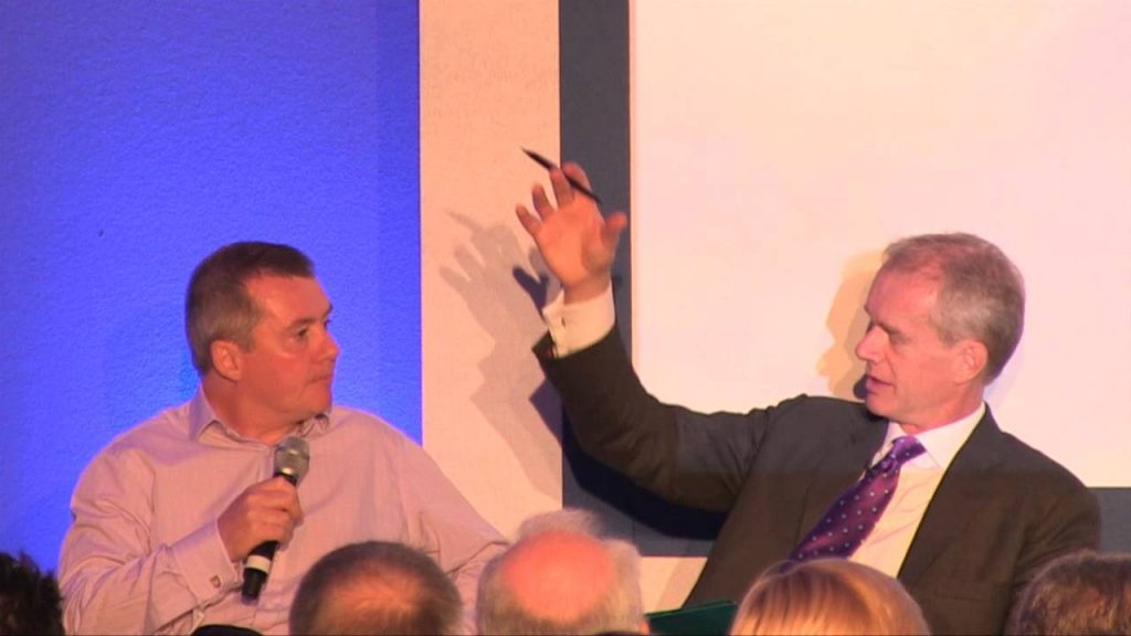 Keynote Interview with Willie Walsh - World Low Cost Airlines Congress 2013