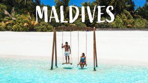 LUXURY MALDIVES EXPERIENCE TRAVEL VLOG