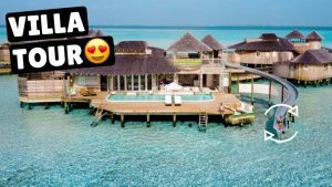 MALDIVES MOST LUXURIOUS RESORT Soneva Jani Overwater Villa