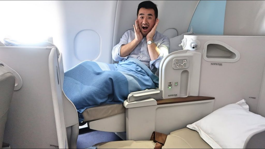 Mabuhay! Philippine Airlines Business Class Review