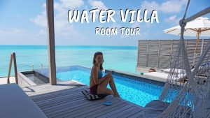 Maldives Water Villa Room Tour