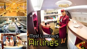 Most Luxurious First Class Airlines