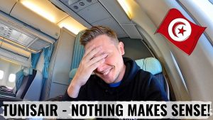 Review TUNISAIR A330 BUSINESS CLASS NOTHING MAKES SENSE