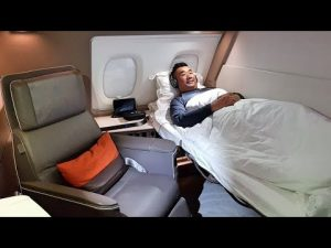 Singapore Airlines New A380 First Class Suite Complete Review