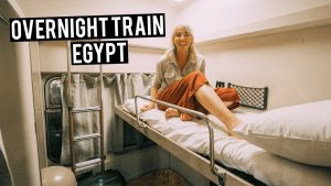 THE BEST TRAIN IN EGYPT Watania Train First