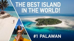 THE MOST BEAUTIFUL ISLAND IN THE WORLD! Palawan Philippines