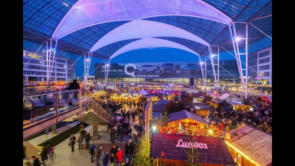 TOP LUXURIOUS AIRPORTS | TOP AIRPORTS IN THE WORLD |