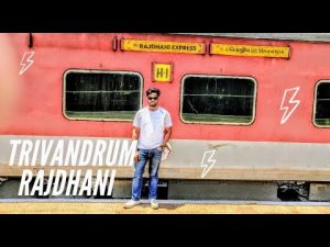 Trivandrum Rajdhani Express First Class | TVC Rajdhani Express | Indian Railways