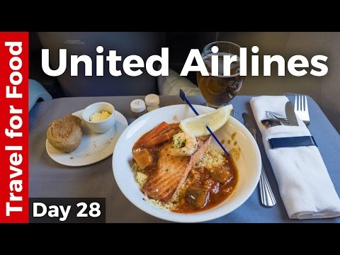 United Airlines Review Business Class from Lisbon to New