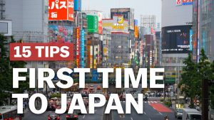 15 Tips for First Time Travellers to Japan japan guidecom