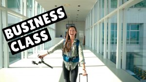 BUSINESS CLASS Vladivostok to Seoul | S7 AIRLINES