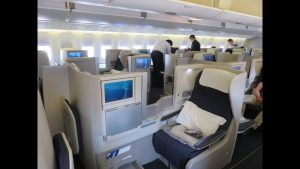 British Airways B777 300ER Business Class from Tokyo to London SPECTACULAR