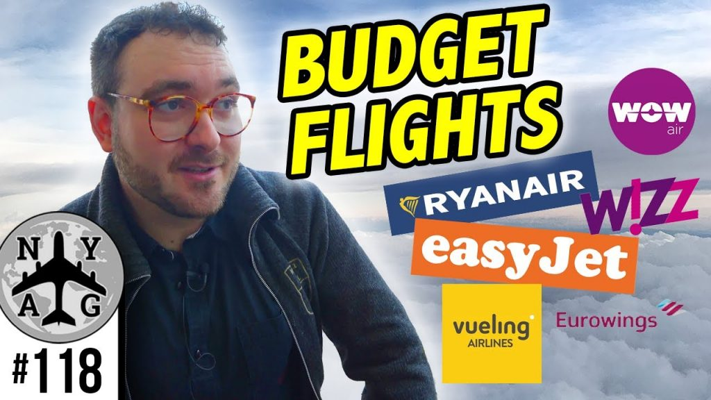 European Budget Airlines - An Overview of Low Cost European Airlines