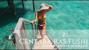 HOW IS CENTARA RAS FUSHI? Luxury Resort Review in the Maldives with InspectorLUX - luxury travel