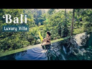 Luxury Villa Tour in Ubud Bali - Private Infinity Pool | Ep 3