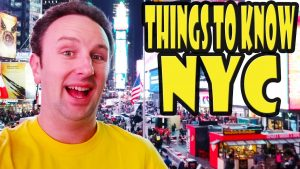 NYC Travel Tips 10 Things to Know Before You Go