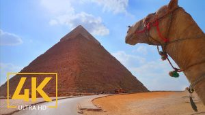 Pyramids amp Ancient Architecture of Egypt 4K Travel Film