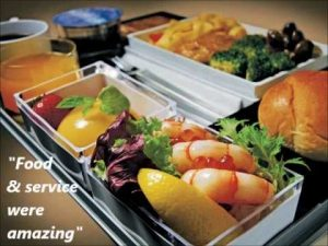 Skyscanner39s Airline Meals Review winners announced