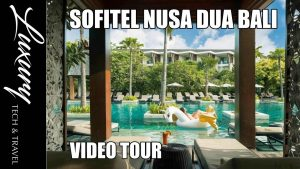 Sofitel Bali Nusa Dua Beach Resort VIDEO TOUR