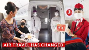 The New Normal of Airline Travel - What's Changed?