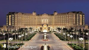 The Ritz Carlton Riyadh Hotel Overview Saudi Arabia Luxury