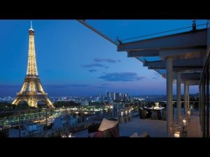 Top 10 Best 5 star Hotels in Paris France