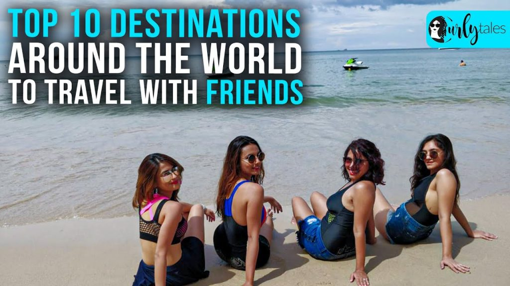 Top 10 Stunning Destinations Around The World To Travel With