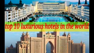 Top luxurious hotels in the world dream hotels and resorts