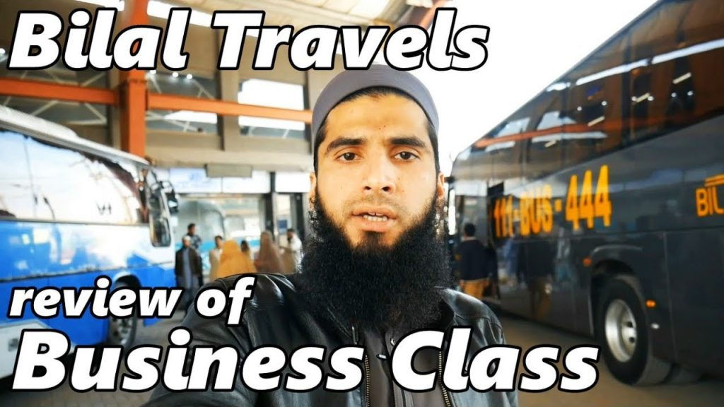 Travel Log 5 Review of Bilal Travels Business Class