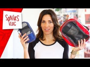 Travel Tips Packing Cubes
