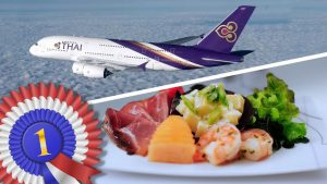 What Airline Has the Best Meals?
