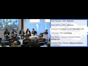 World Low Cost Airlines Congress: panel debate