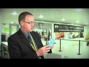 Airport Security Screening with a Baby Dublin Airport Travel