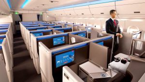 Delta A350 Business Class (Delta One Suite) from Detroit to Amsterdam: SO GOOD!