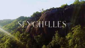 Kempinski Hotels - Lady in Red at Kempinski  Seychelles Resort Baie Lazare