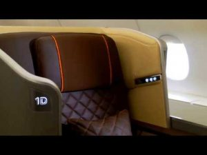 NEW: Singapore Airlines' 'next generation' first class, business class and economy seats