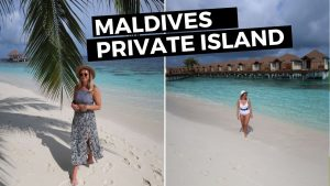 OUR DREAM TRIP TO THE MALDIVES at Reethi Faru Resort
